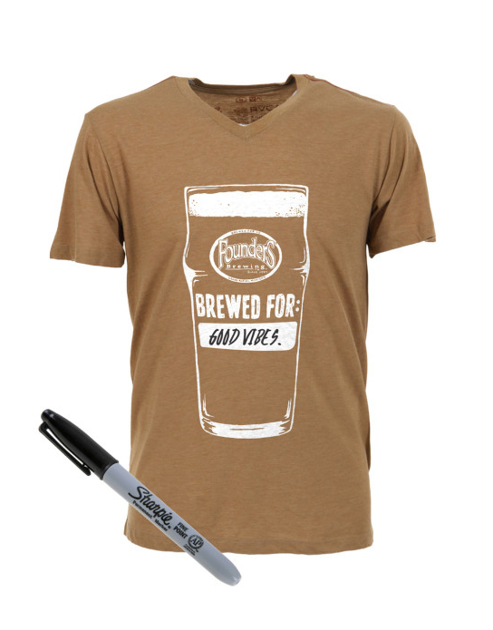 """Brewed For"" Tshirts"
