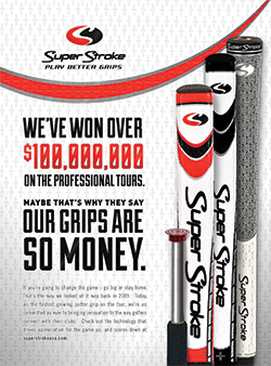 Superstroke Golf Grips Campaign