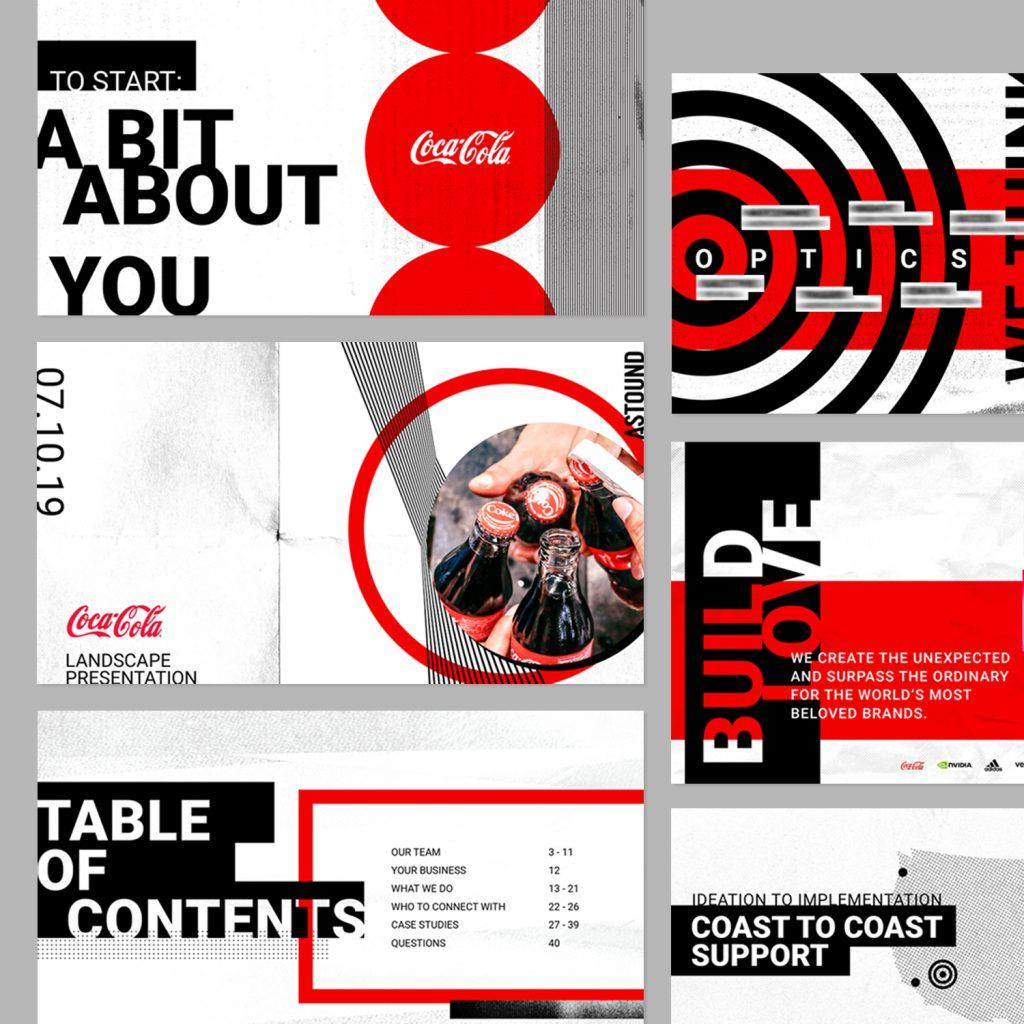 ASTOUND Presentation Design